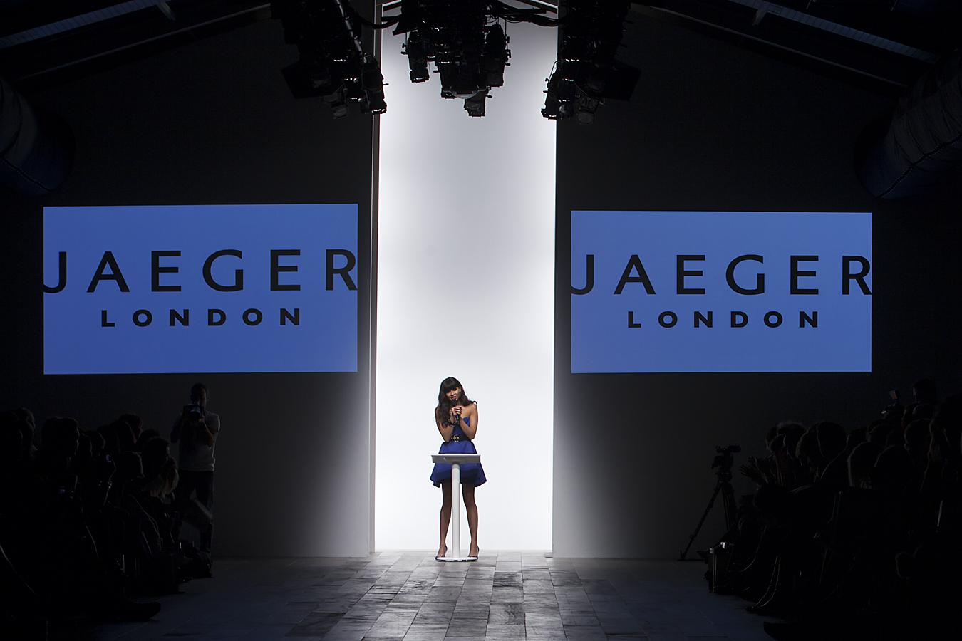 LFW Jaeger Catwalk Show (043).