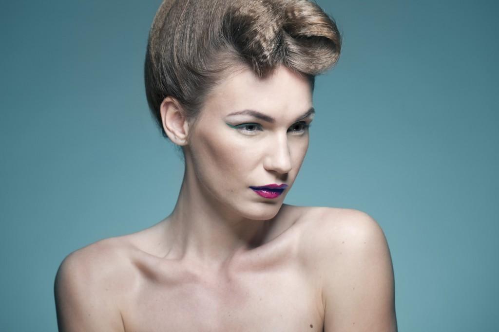 Margaret Yescombe Photographer Retoucher Beauty Dorota-MUA_Anna-Oxygen-Model