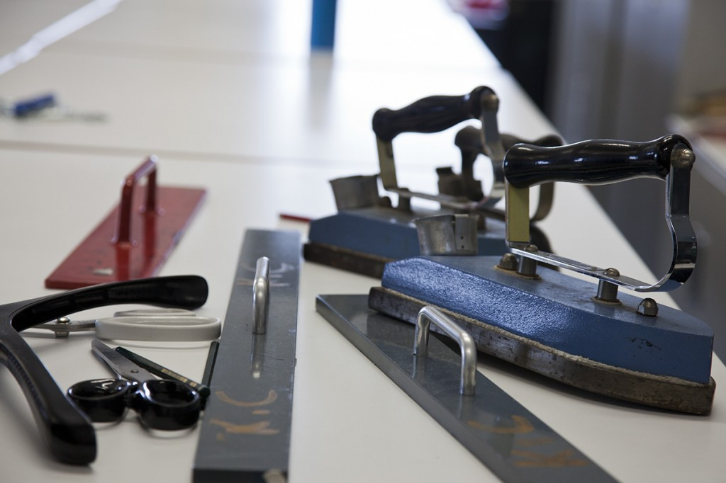 Photo: fashion design tools