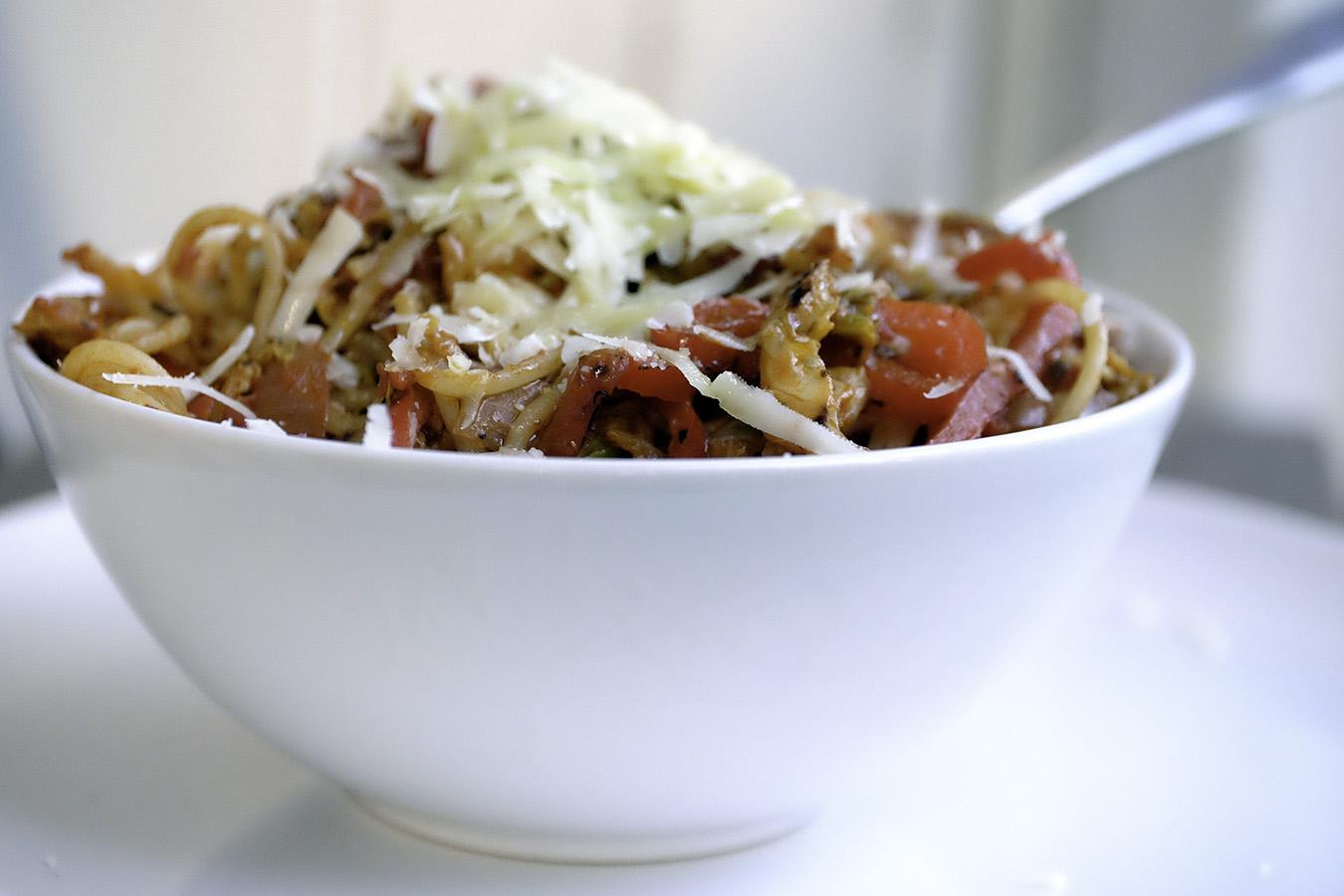 photo: London food photographers, Margaret Yescombe, vegetarian, pasta, meal, image, photos, photography